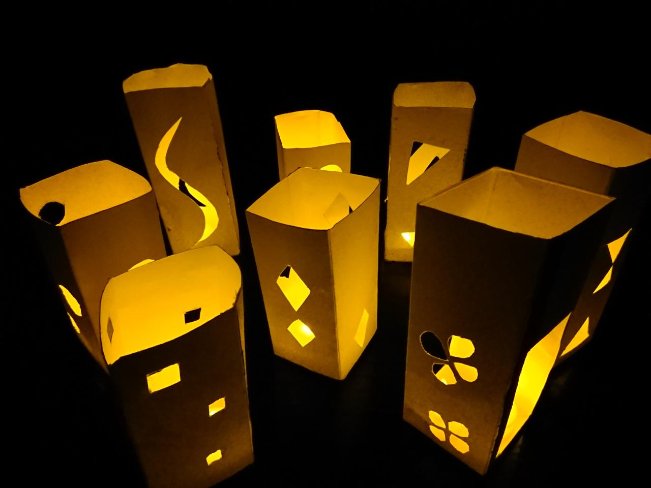 灯ろう祭り